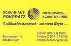 Schuhhaus Pongratz
